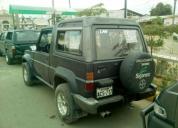 Se vende excelente roki daihatsu jeep motor 2,2