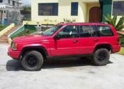 Excelente jeep grand cherokee 4x4