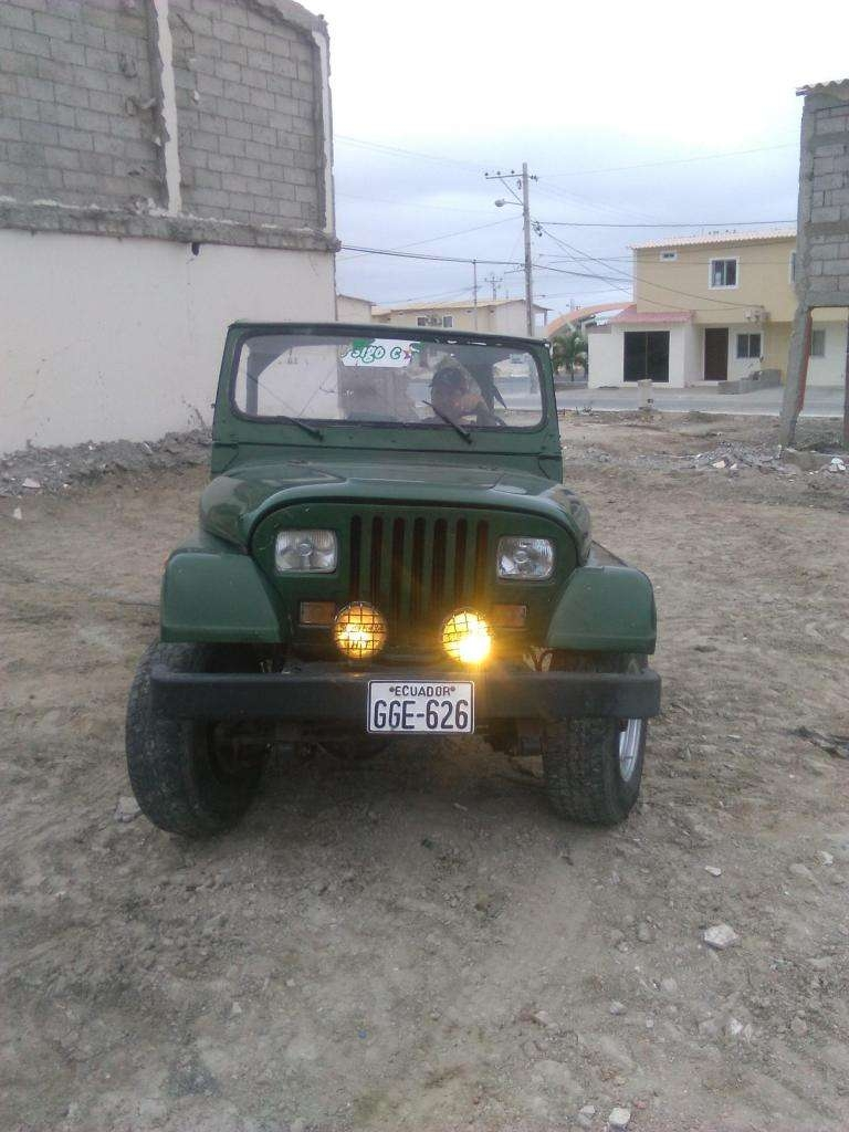 Vendo Excelente Jeep cj7