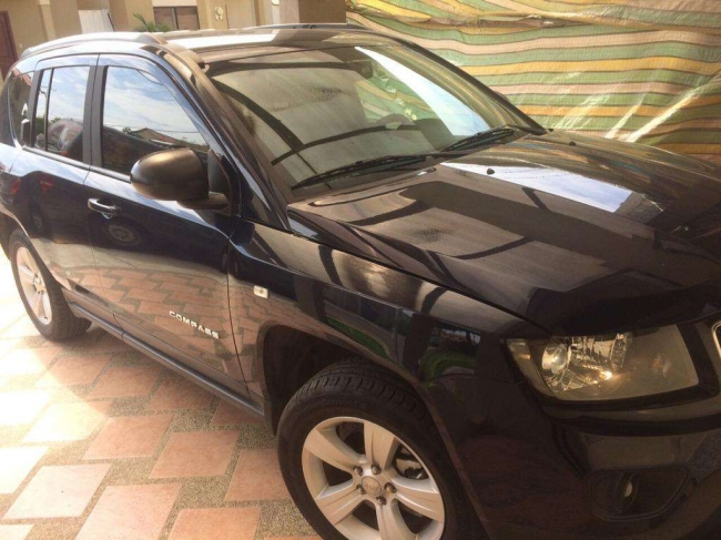 Vendo Jeep Compass 2014. Contactarse.