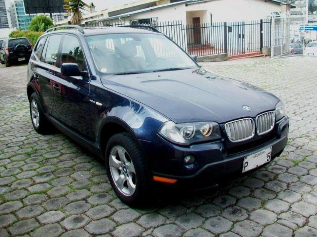 Excelente BMW X3 3.0SI 2007