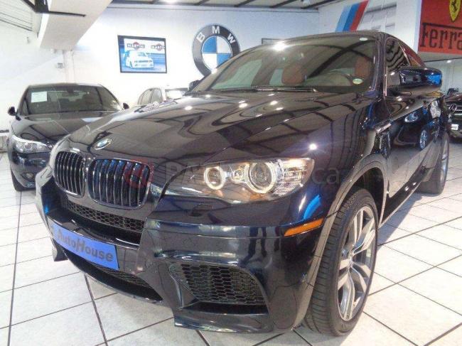 Excelente BMW X6 M 2012