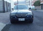 Flamante bmw x3 3.0 full, contactarse.