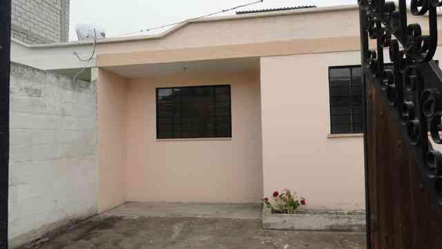 Se vende casa con 2 dormitorios en Otavalo