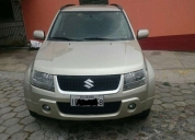 Vendo grand vitara sz 5 puertas 2013. contactarse.