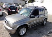 Vendo excelente grand vitara 2012 full flamante 4x2