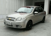 Excelente chevrolet aveo emotion gls 2008