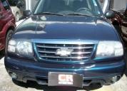 Gran vitara hermoso 2004 3 puertas azul. contactarse.