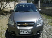Vendo chevrolet aveo emotion gls