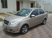 Vendo aveo emotion gls 1.6 full a/c. contactarse.