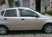 Vendo excelente aveo 1.4 semi full.