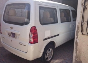 Vendo furgoneta mini van n300 full equipo