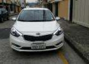 venta kia cerato r, version unlimited especial.