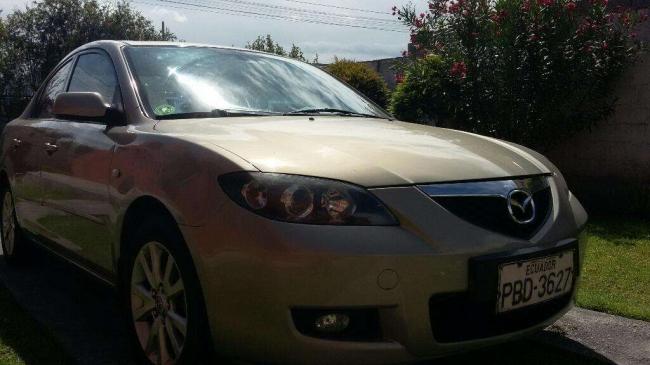 Excelente Mazda 3 Año 2009
