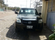 Vendo camioneta mazda bt50 cabina simple