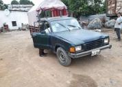 Vendo camioneta mazda 1600 en perfectas condiciones
