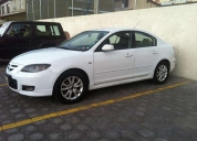 Oportunidad! mazda 3 aÑo 2007 full sedan 2000cc