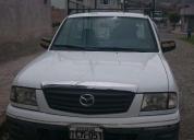 Camioneta Mazda a Diesel 4x4 en Pimampiro