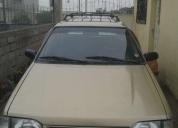Mazda 323 sw station wagon año 1994. buen estado.