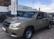 Vendo mazda bt50 cd 4x2 año 2013