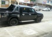 Vendo camioneta doble cabina 4 x4 mazda bt 50 año 2012