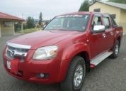 Vendo camioneta 4x4 bt50 del 2009