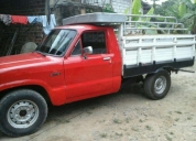 Se vende camioneta en buen estado