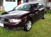 Audi a4 1.8t  auto de casa