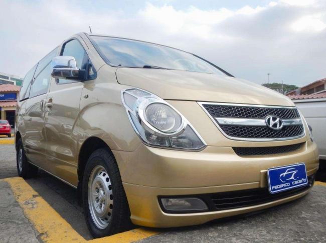 Linda oportunidad!. Hyundai H1 T/M 2010 12 Pasajeros