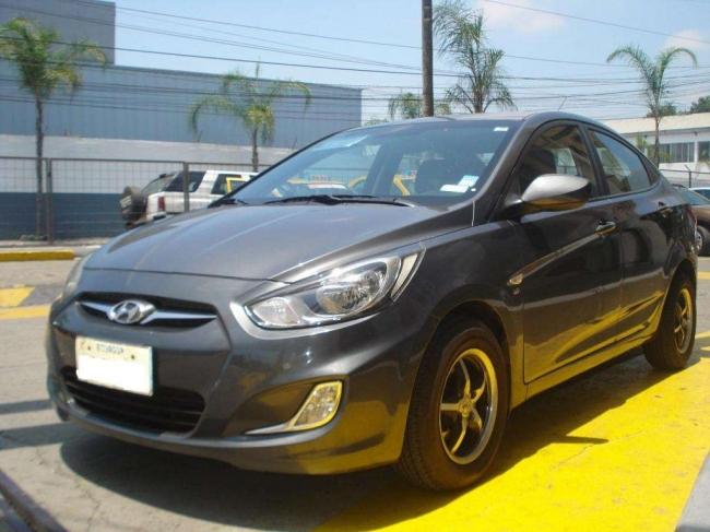 Oportunidad! Flamante Hyundai Accent 1.6 TM STD