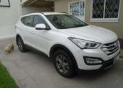 Santa fe con 18.000 kms, flamante full 4x4