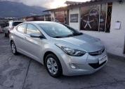 Hyundai new elantra 2012, contactarse.