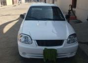 Se vende precioso carro hyundai. buen estado.