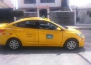 Vendo o cambio taxi en cooperativa.