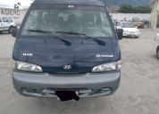 Excelente hyundai h100 12 p año 2004