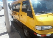 Vendo furgoneta hyundai h100, 2003