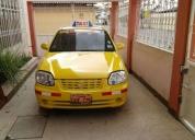 Taxi hyundai accent, contactarse.