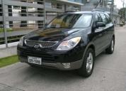 Hyundai veracruz 7 pas. automÁtica aÑo 2010. contactarse.