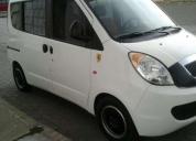 Furgoneta minivan 2013 exelente estado.
