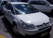 Excelente citroen c4 sedan flamante. 2009