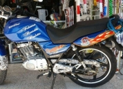 Excelente moto zusuki gs 125