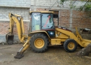 Vendo caterpillar 4x4 420 d