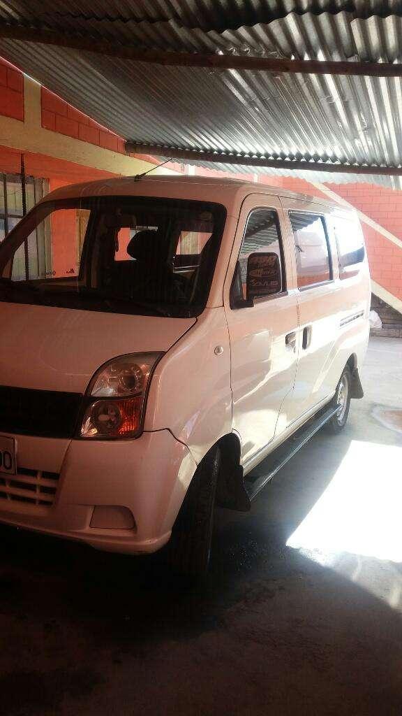 Vendo Excelente Buseta Lifan 2012.