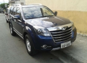 Excelente great wall h5 turbo año 2016