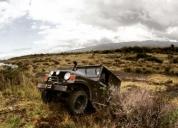 Jeep daihatsu 4x4 de 1979, contactarse.