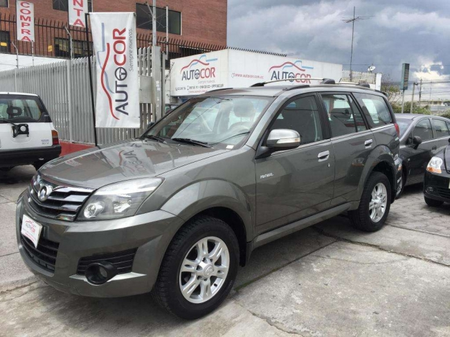 Excelente Great Wall Haval H3 2013
