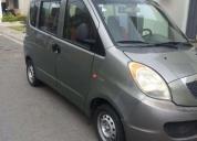 Vendo chery van de 8 pasajeros año 2012.