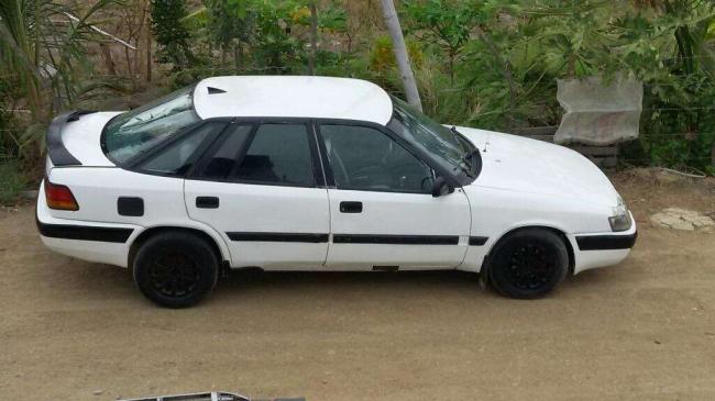 Vendo Excelente vehículo daewoo espero