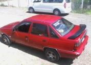 Hermoso auto daewoo modelo 96 matricula al día