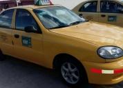 Vendo taxi legal. buena condiciones.